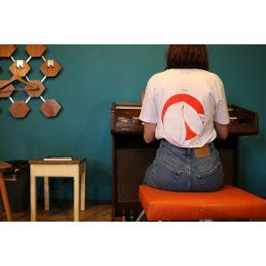 """Ansiacht Shirt, gestaltet von Lisa Neher, Motiv """"Glückskeks"""""""